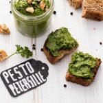 Petersilien-Pesto mit Walnüssen