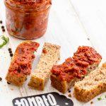 Tomatenpesto mit Mandeln