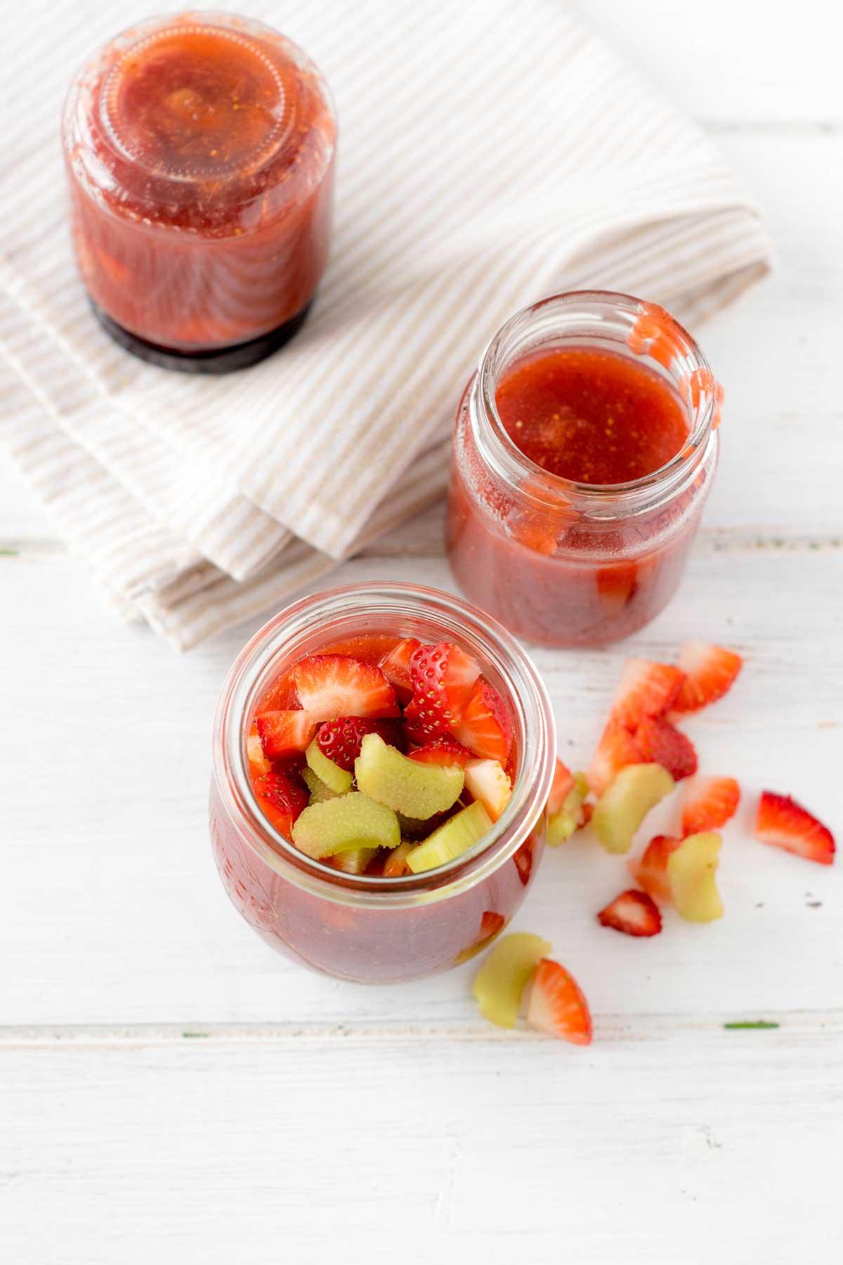 Erdbeer-Marmelade-Rezept
