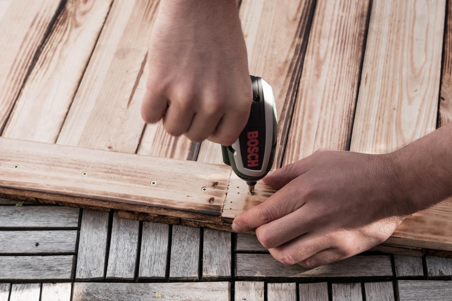 Vintage Holzuntergrund Rustikalen Used Look Selber Machen