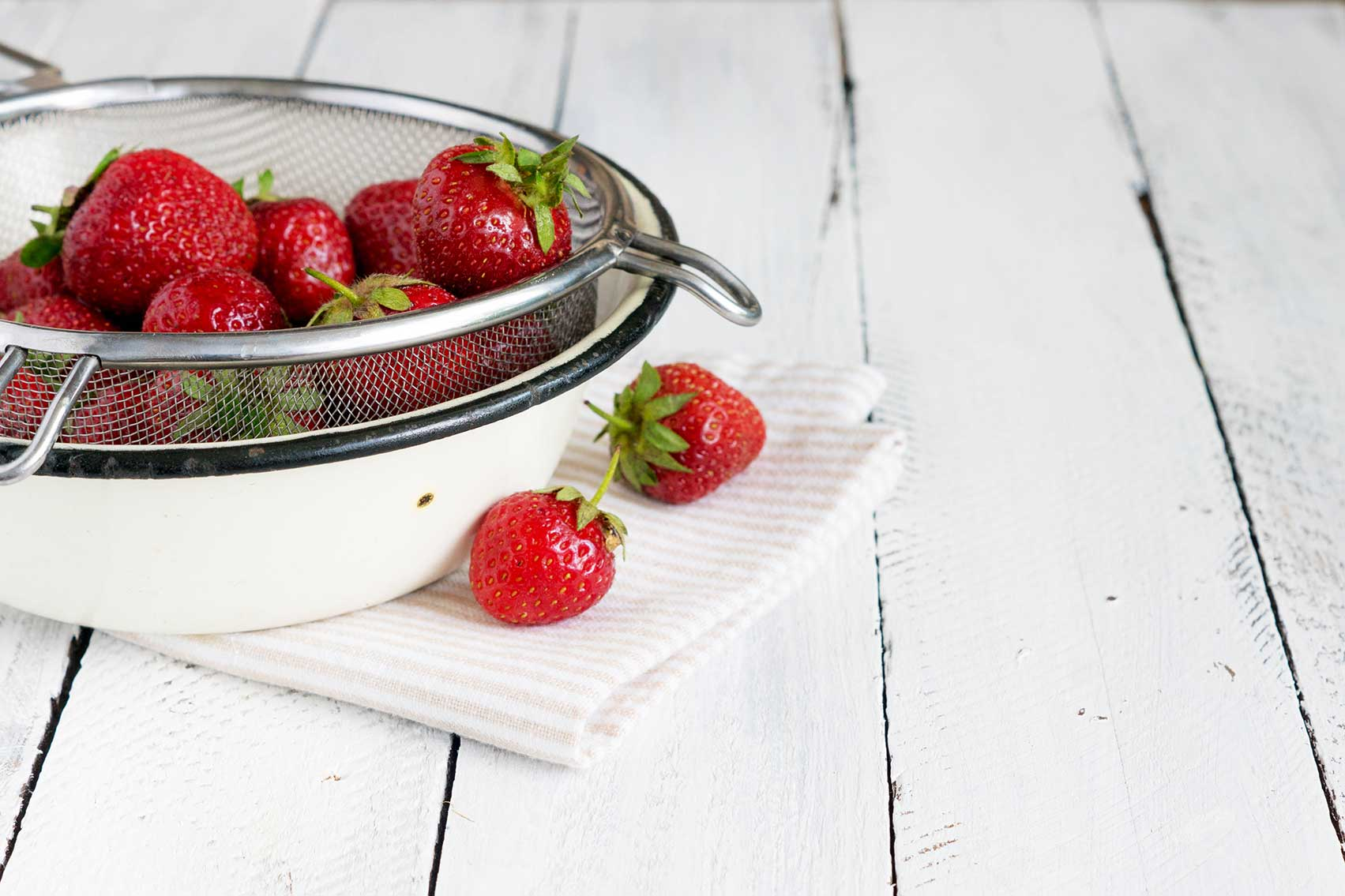 6 leckere rezepte mit erdbeeren selber machen. Black Bedroom Furniture Sets. Home Design Ideas