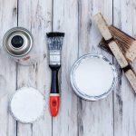 Materialien für Holzuntergrund im Used Look