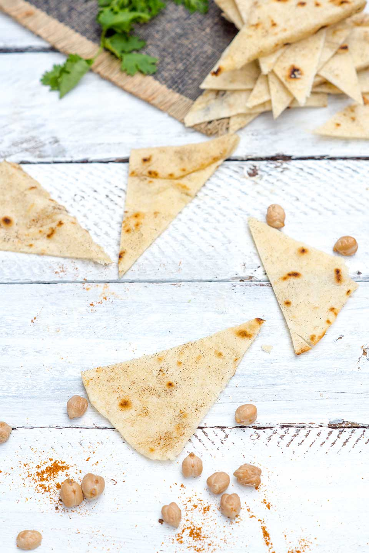 Tortilla für Rezept