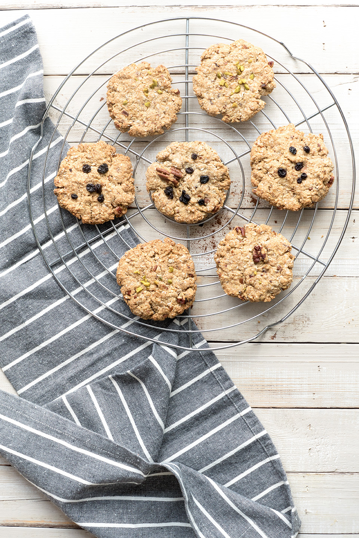 m sli cookies veganer snack f rs b ro auf foodlikers. Black Bedroom Furniture Sets. Home Design Ideas
