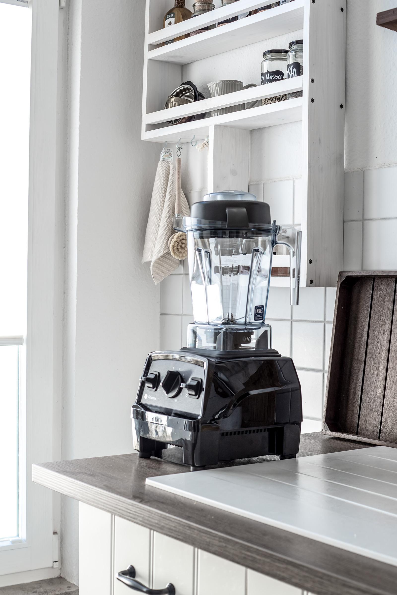 Hochleistungsmixer in der Küche